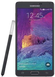 Samsung Galaxy Note 4 Blk