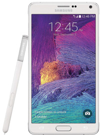 Samsung Galaxy Note 4 Wht