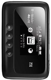 TM 4G LTE Hotspot Z915